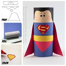 cardboard_tube_superman